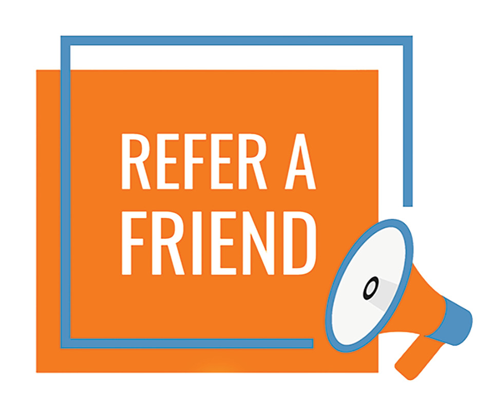 our referral program