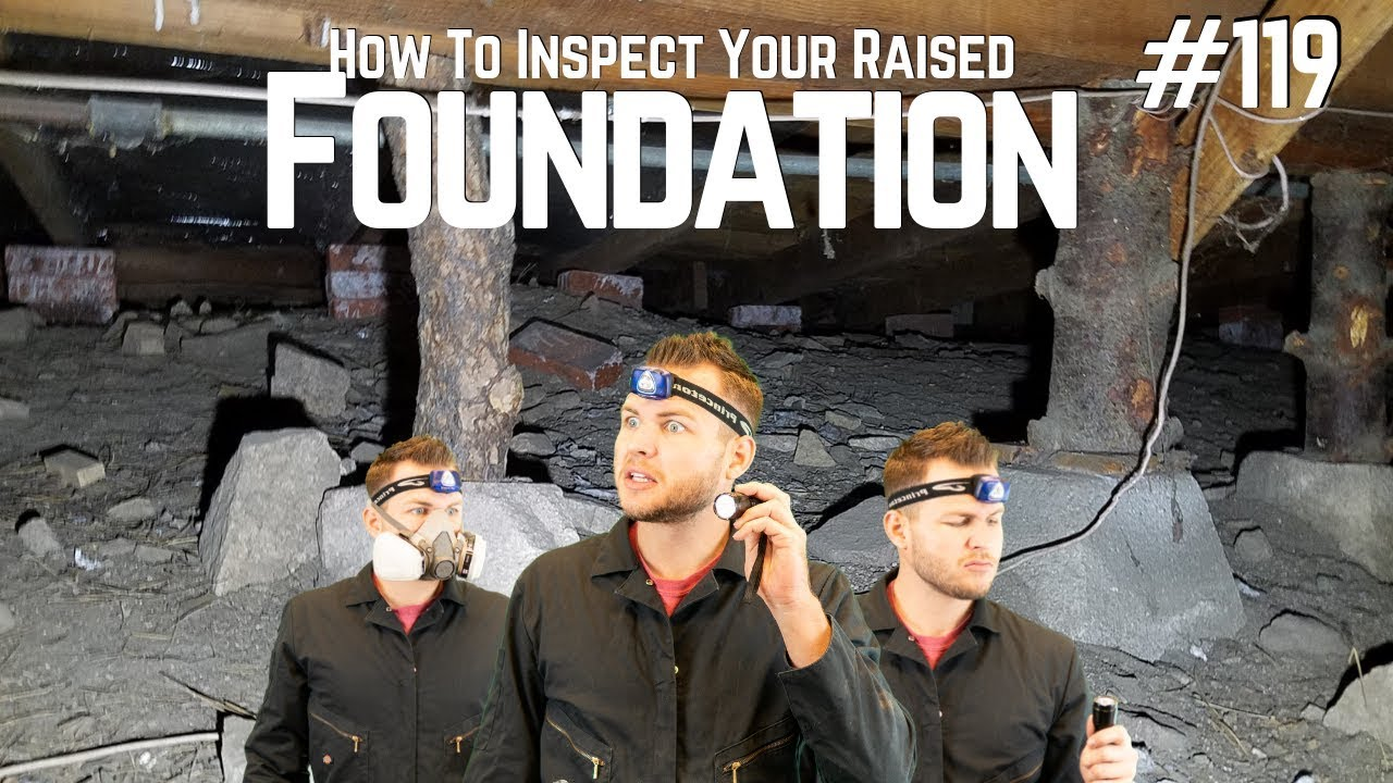 TIP OF THE DAY #119: WHAT'S UNDER YOUR RAISED FOUNDATION?