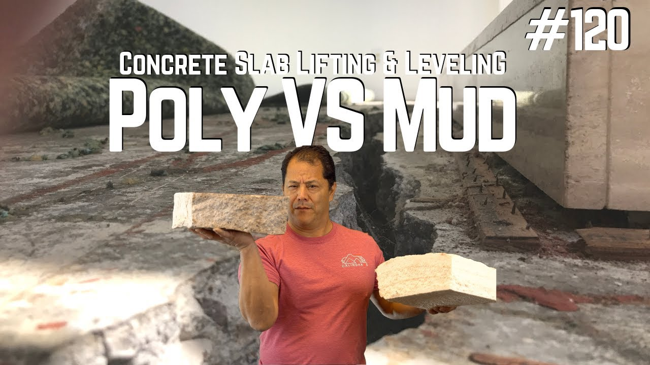 TIP OF THE DAY #120: POLY INJECTION VS CONCRETE INJECTION
